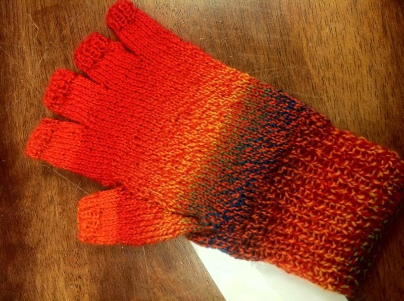 Knitted Gloves/Mittens/Fingerless Gloves
