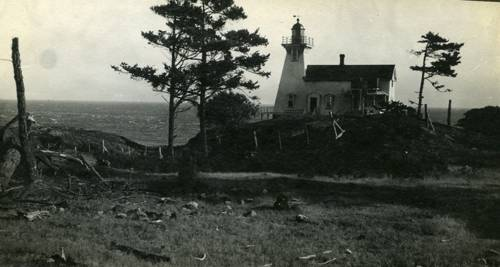 Discovery Island Light in 1916
