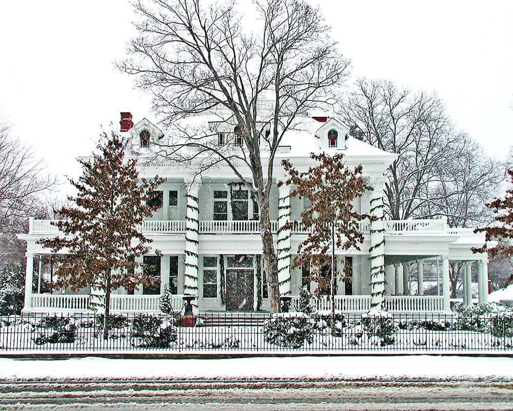 Belk Mansion
