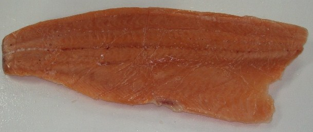 SALMON FILLETS SKINLESS CHILE