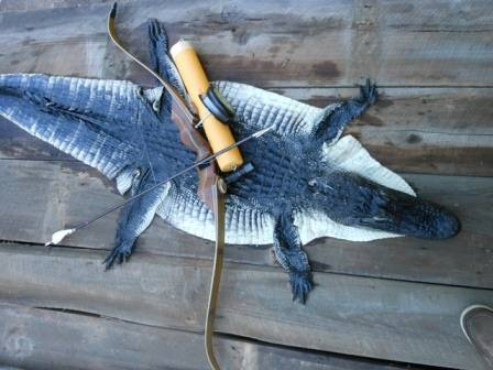 2012 Archery Gator Homemade Tackle