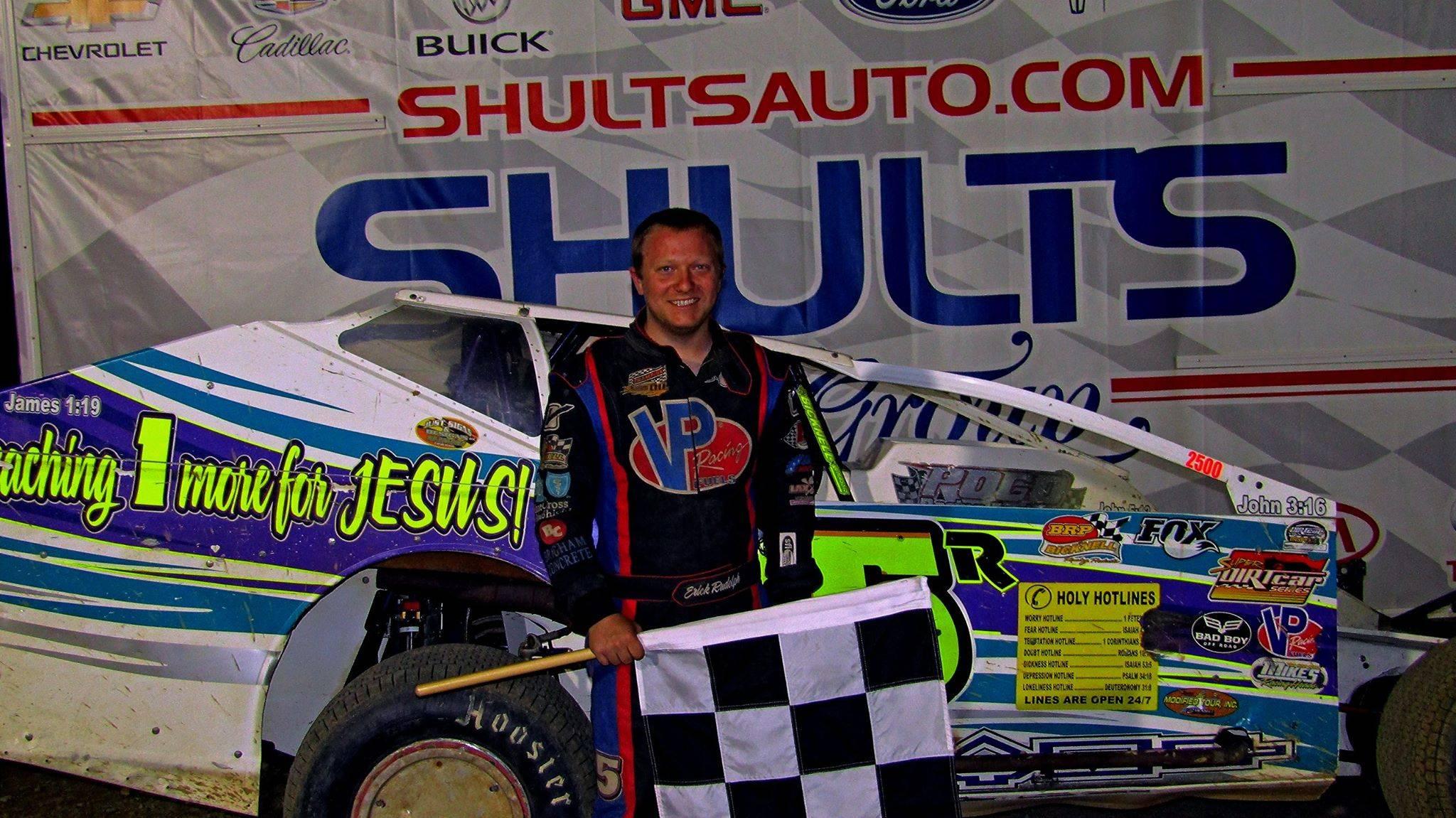 2017 Winner at New Stateline Speedway