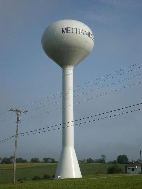 Mechanicsburg Water Tower