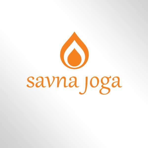 logotip Savna Joga