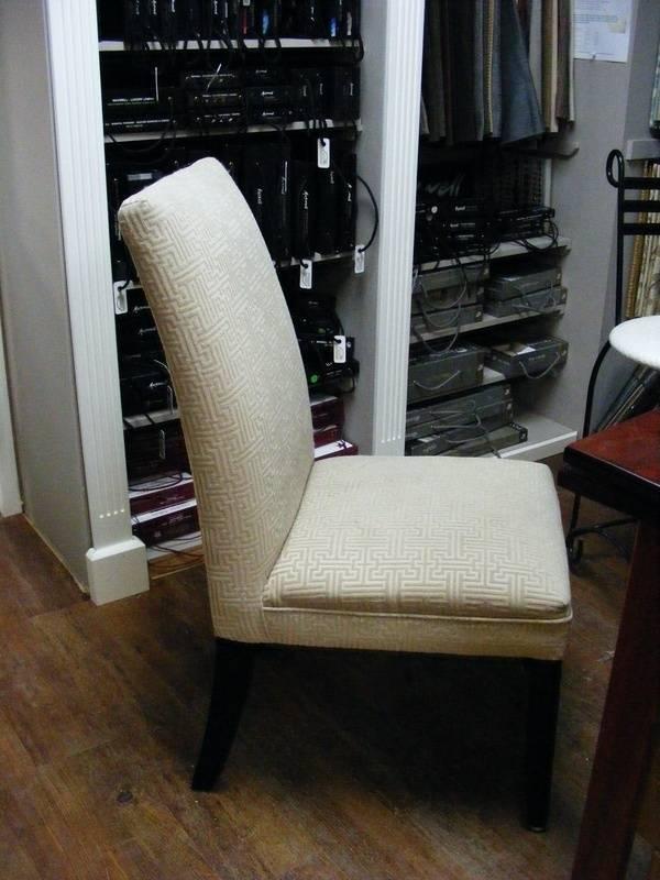Parson Chair Before