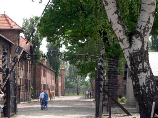 Auschwitz - A Somber Day