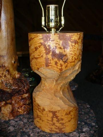 beaver lamp