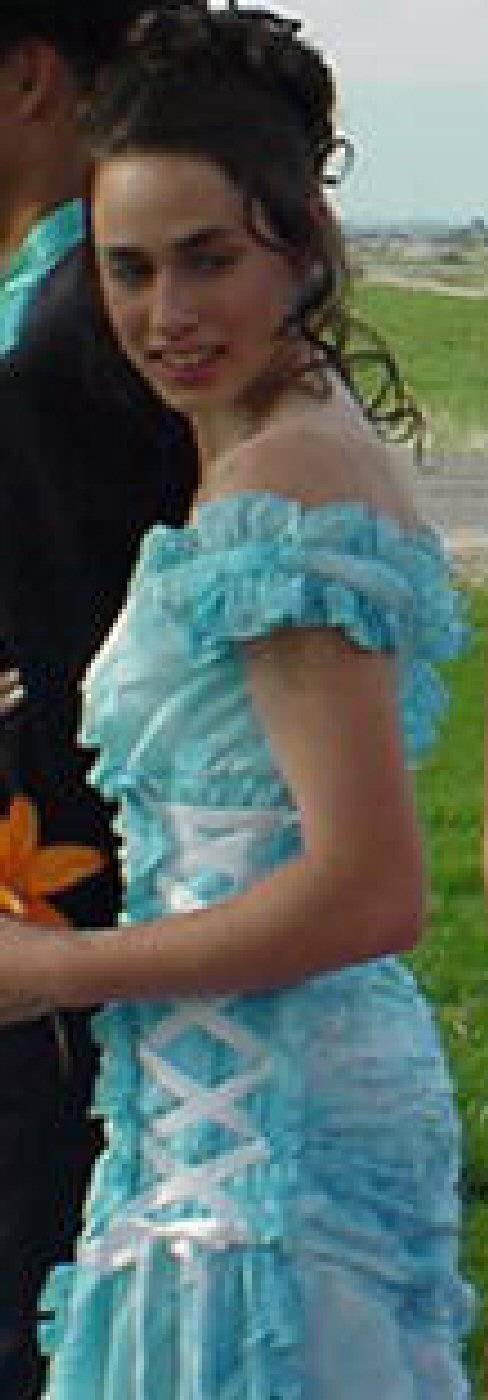 Maria's Sophomore Prom Dress