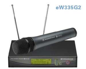 Sennheiser Wireless Microphones. Used for ceremonies, toasts, mariachis, etc.