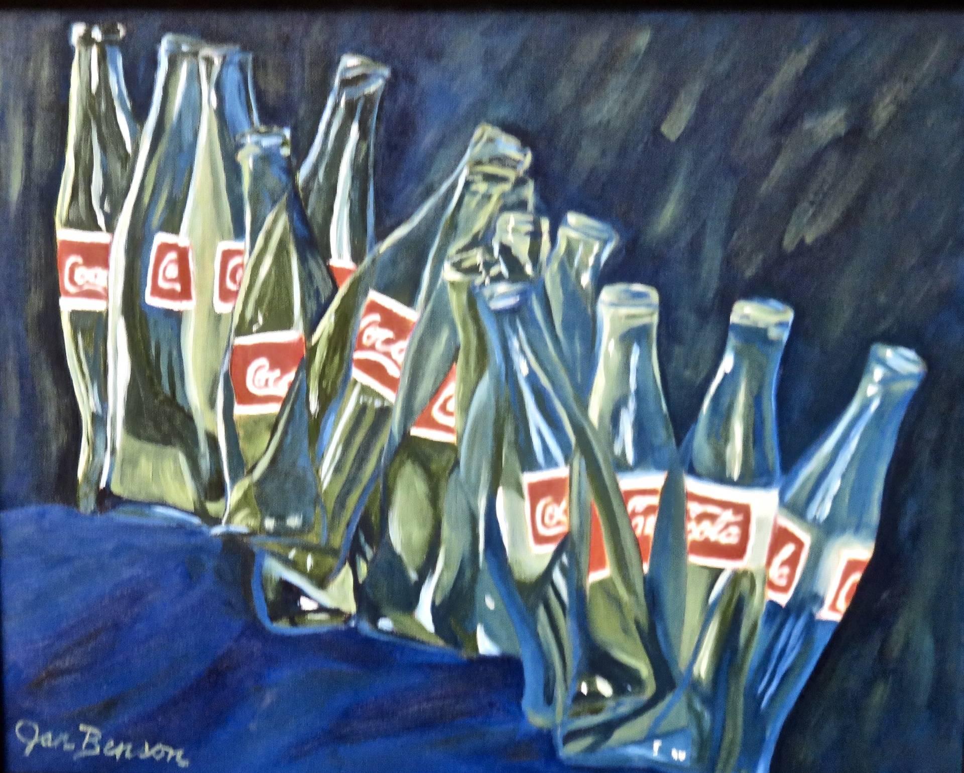 Bottles Descending