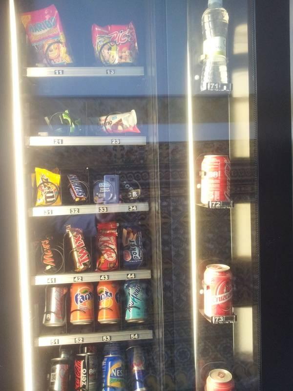 snacks y bebidas / snacks and drinks