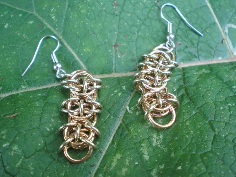 Helmsman earrings