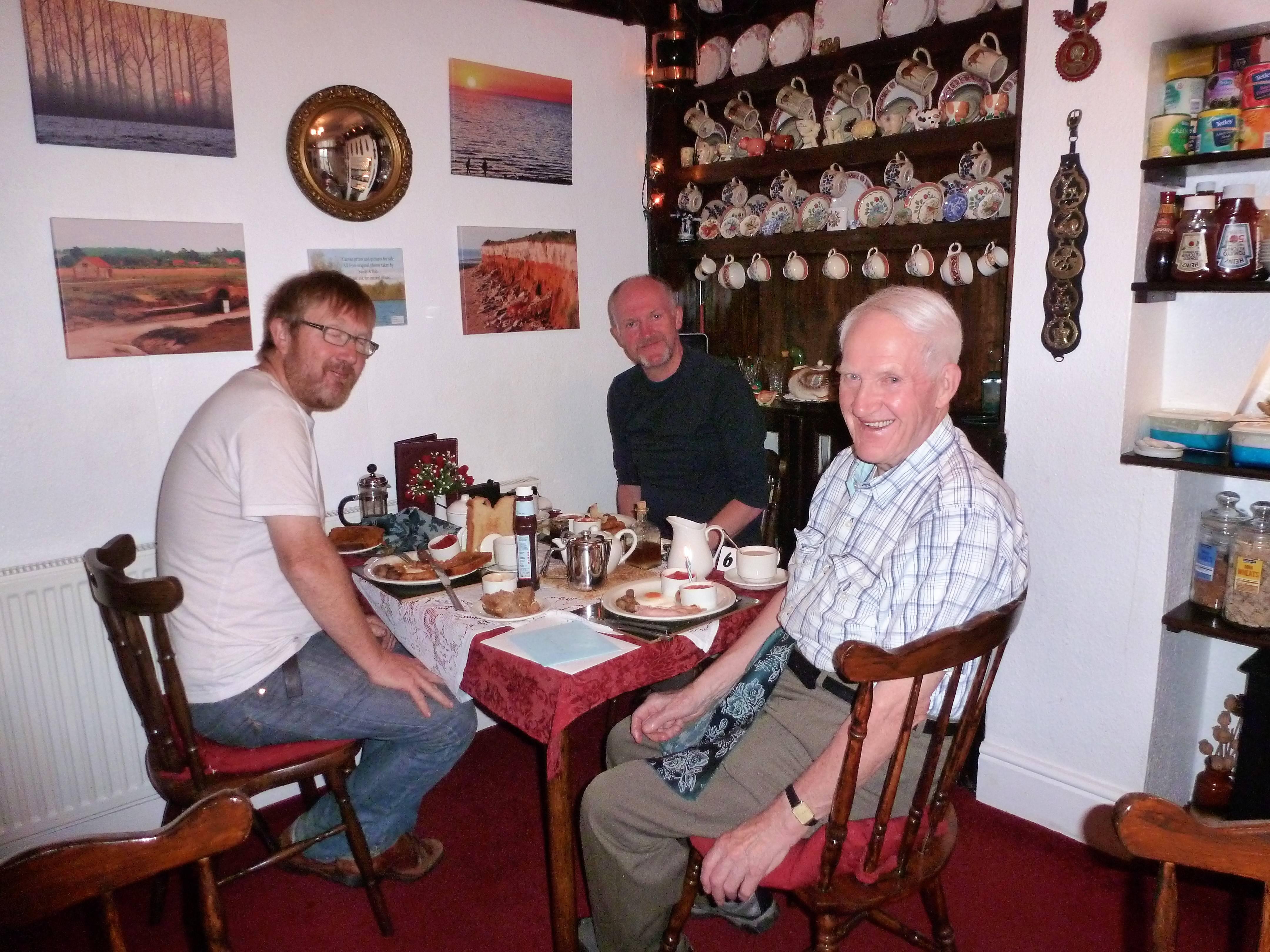 David, Frank & Bill