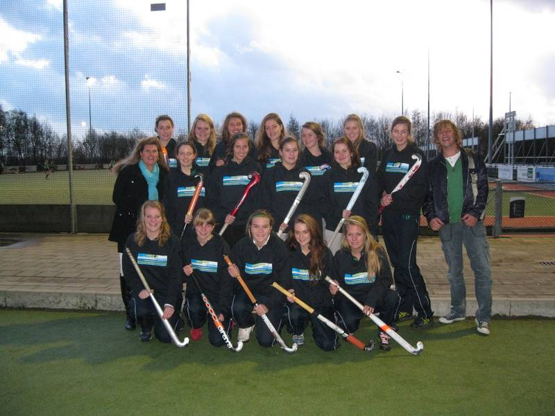 MHC Voorhout A1 sponsor