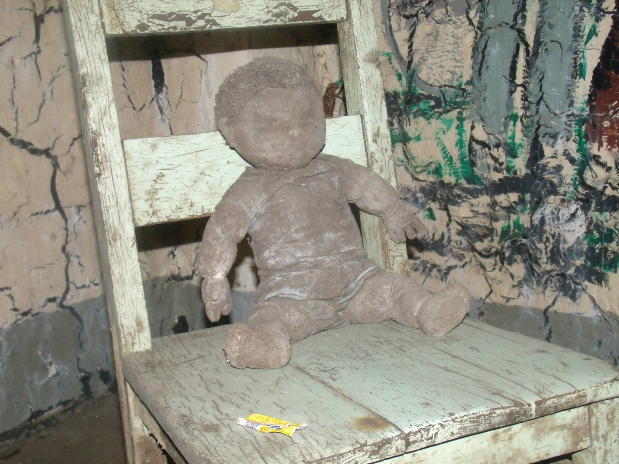 Creepy Doll - Pennhurst