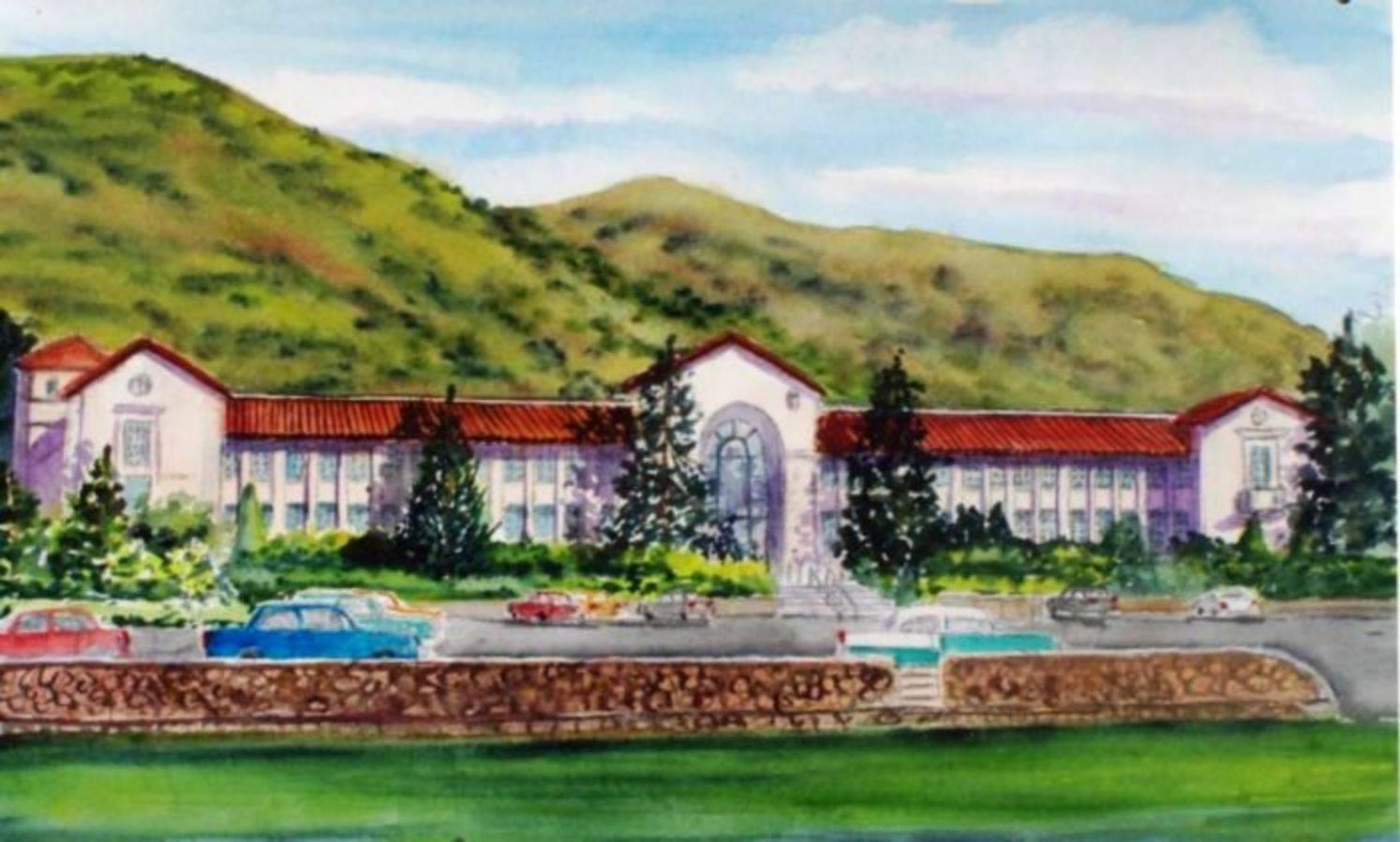 Old San Luis Obispo High
