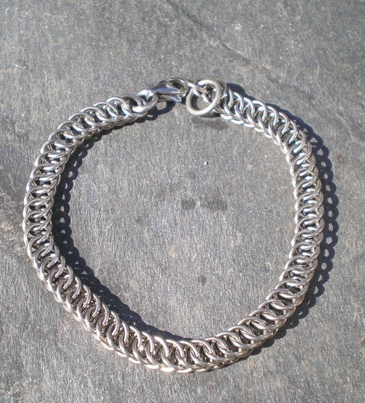 Stainless Steel 'Persian' Bracelet