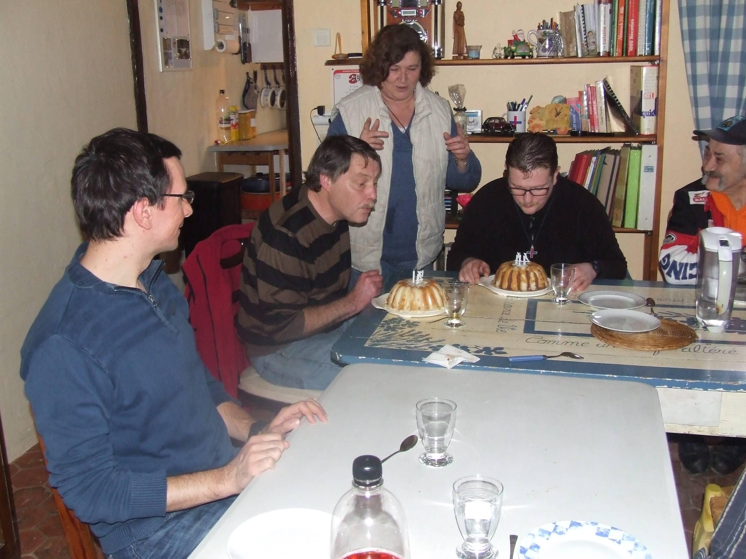 anniversaires