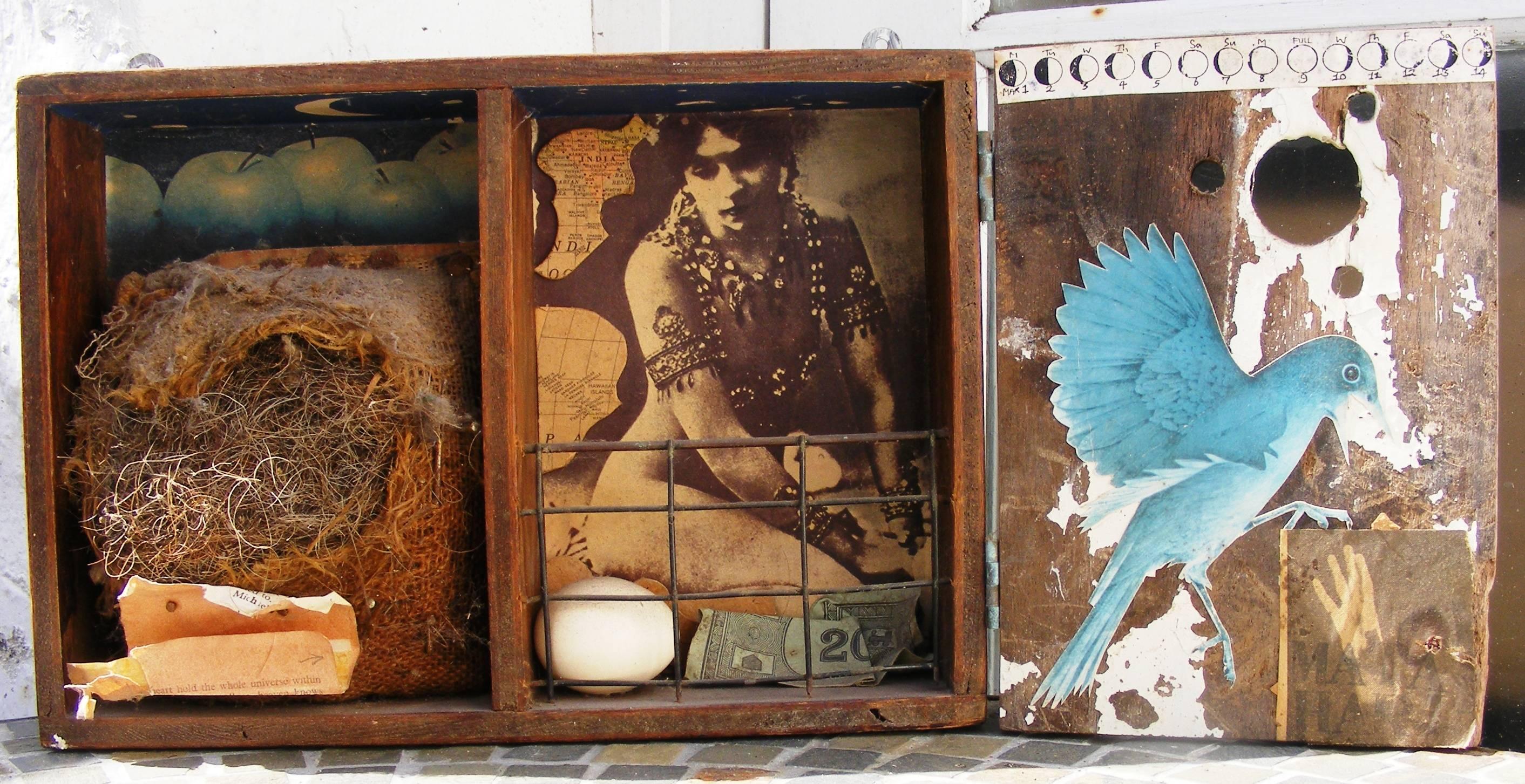 Mata Hari box