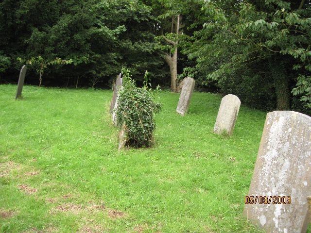 Graveyard at St. Peter's