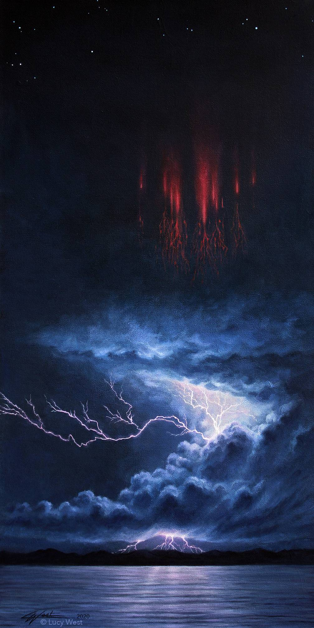 Sprites: The Storm Above the Storm / 2020