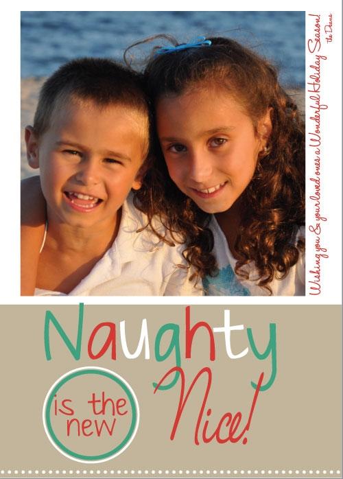 Naughty is the New Nice!