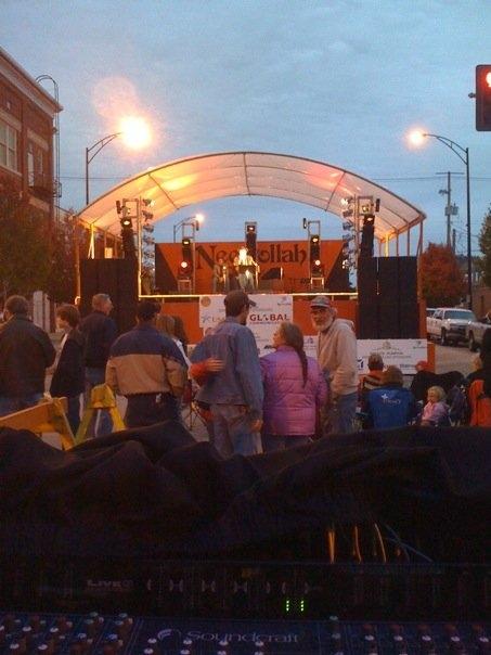 Neewollah Festival, Independence, KS, 2011