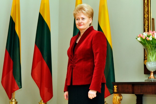 Dalia Grybauskaite - BB KARATE
