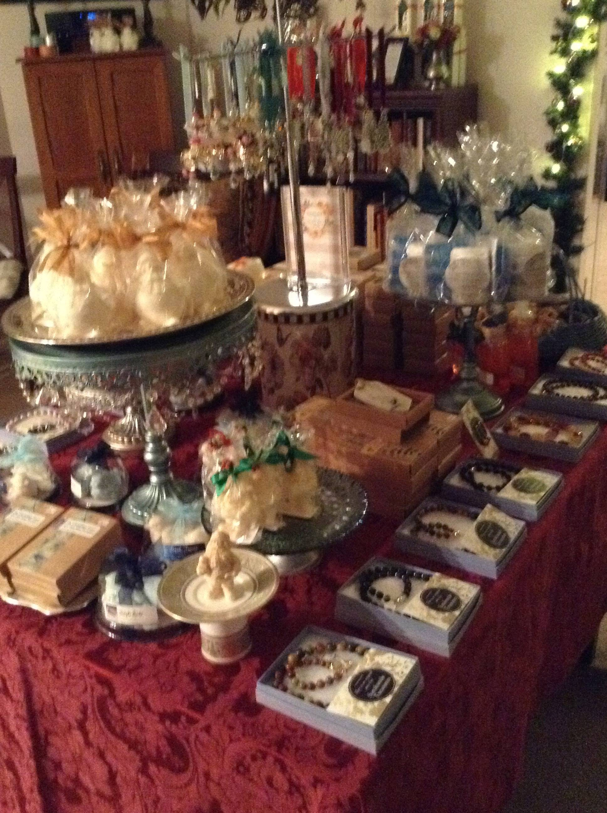 Festive Soaps and Giftware