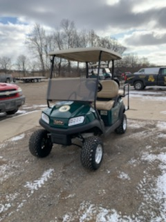 2019 Club Car Tempo Electric