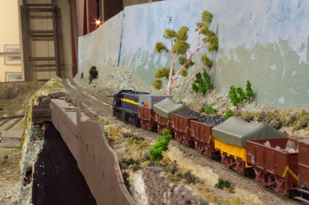 X37 hauls mixed freight