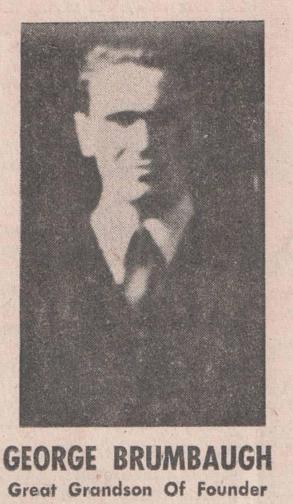 George R. Brumbaugh (1923-1990)
