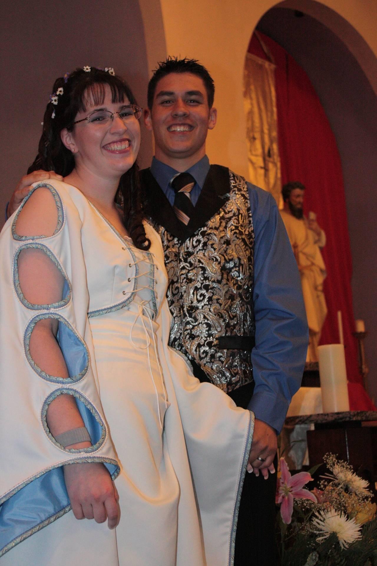 Tom and Sarah's Wedding