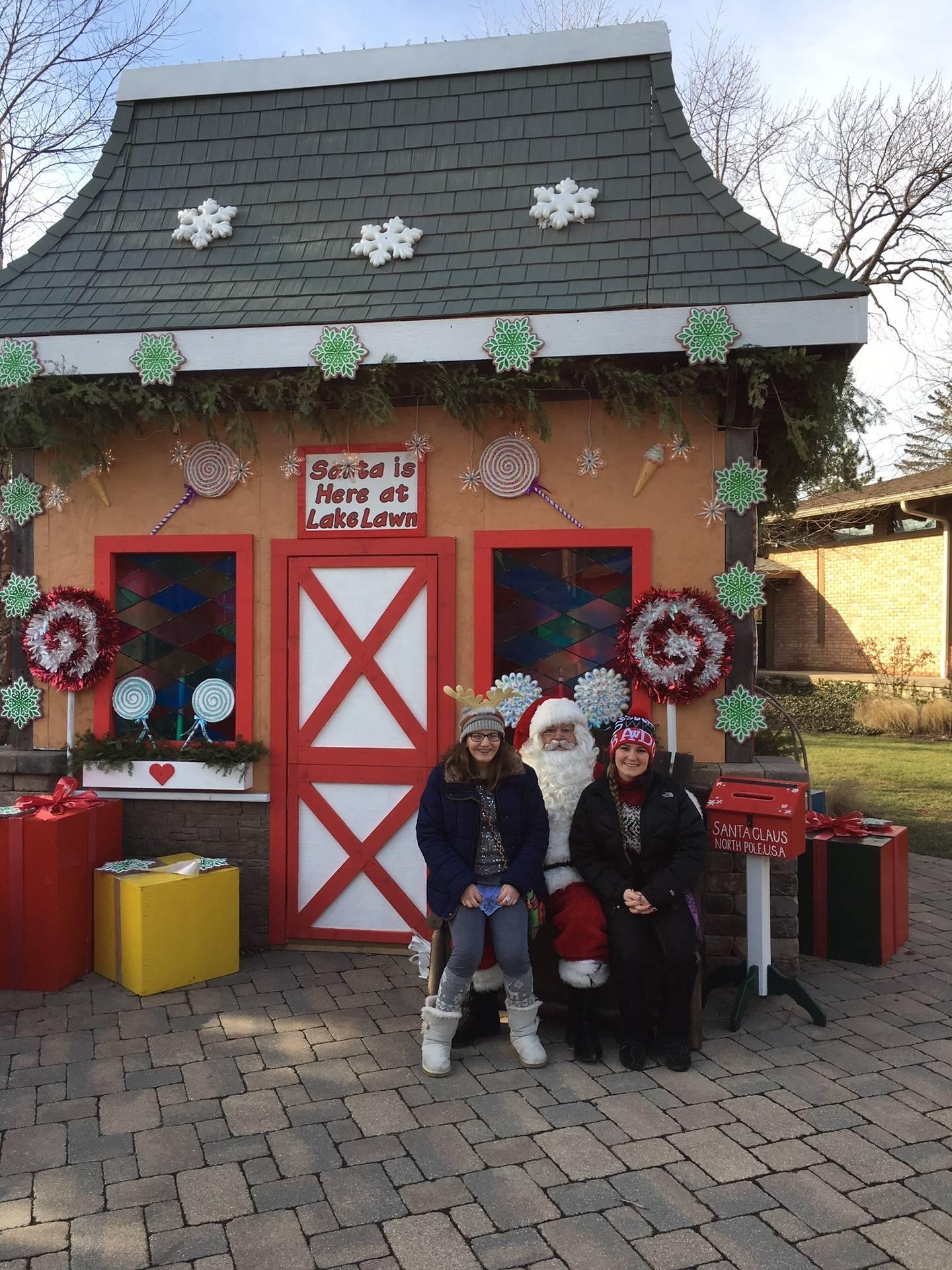 Santa's Branch Workshop