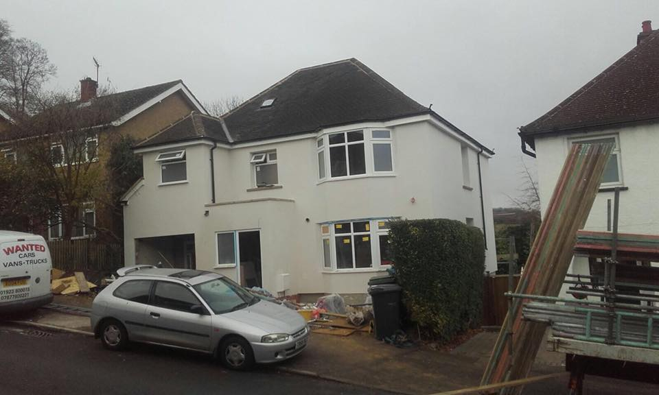 House Completion
