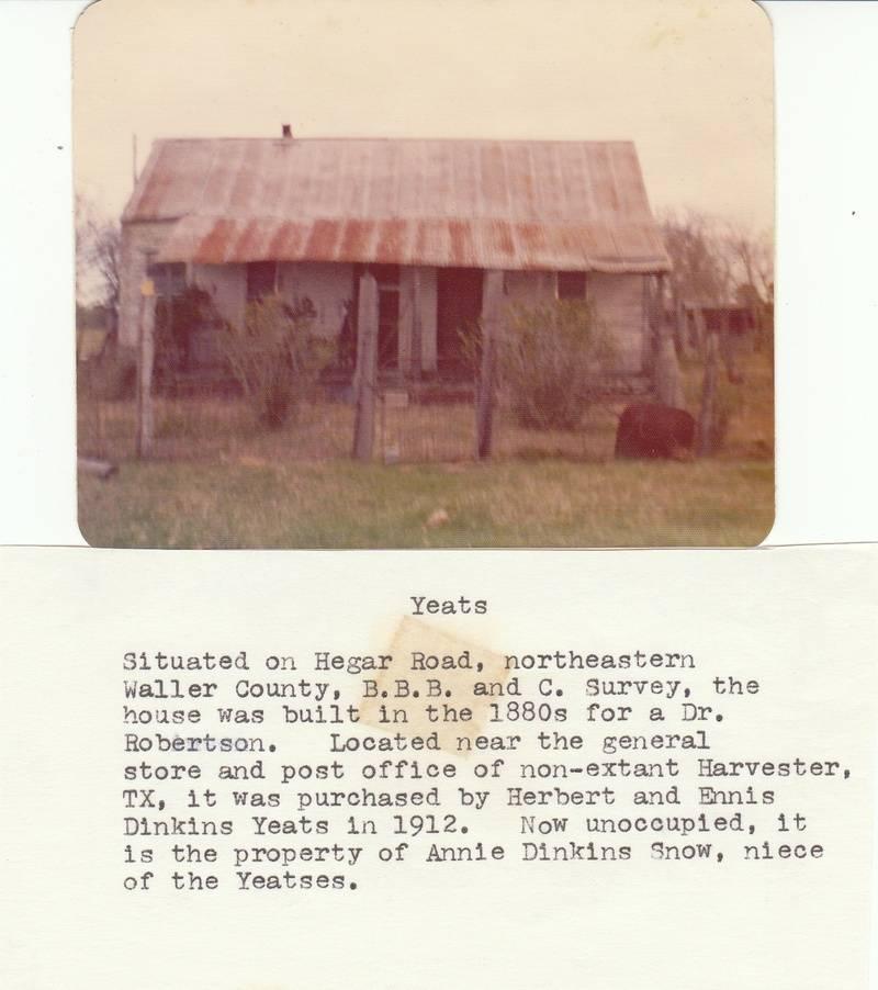 Yeats Home