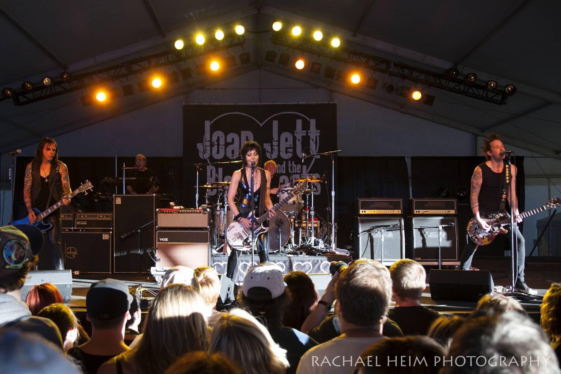 Joan Jett and the Blackhearts