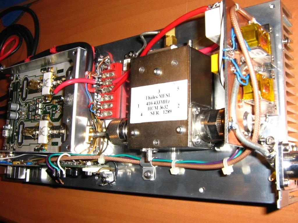 250 Watt linear