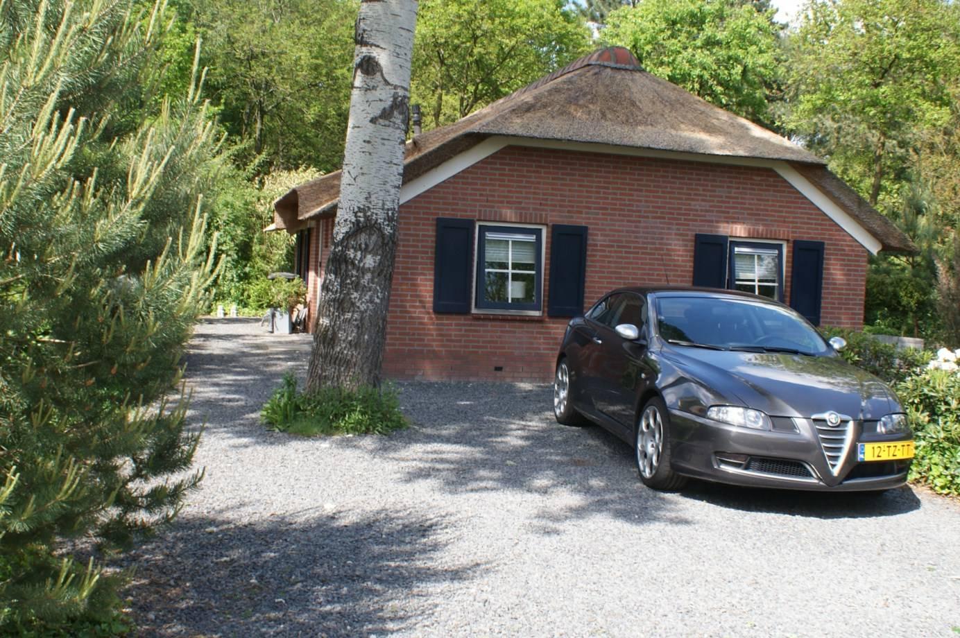Ons vakantiehuis in Ermelo