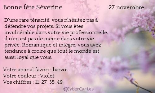 Séverine Severin
