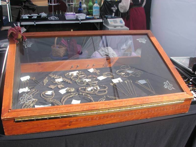 Crafty Celts Cabinet