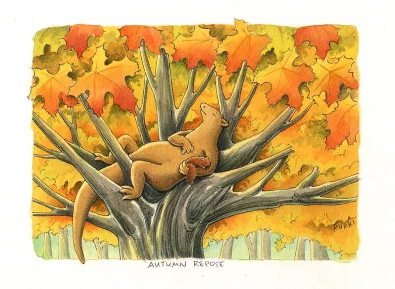 Autumn Repose