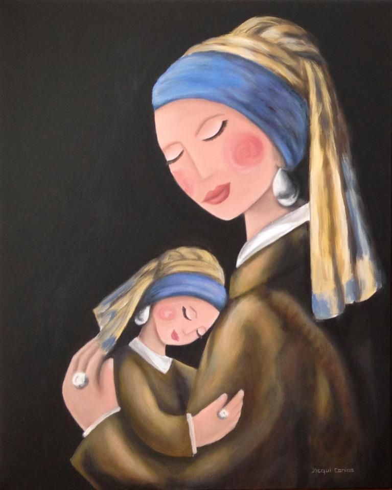 Girls With The Pearl Earring