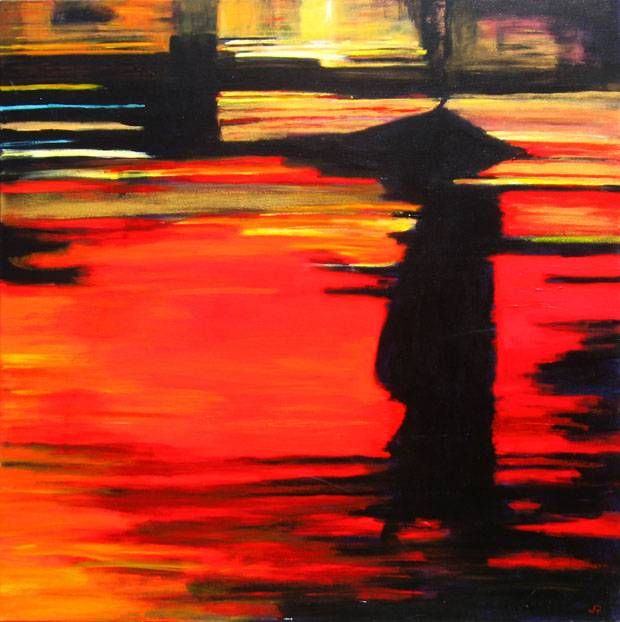 """""""China Town (SOLD)"""""""