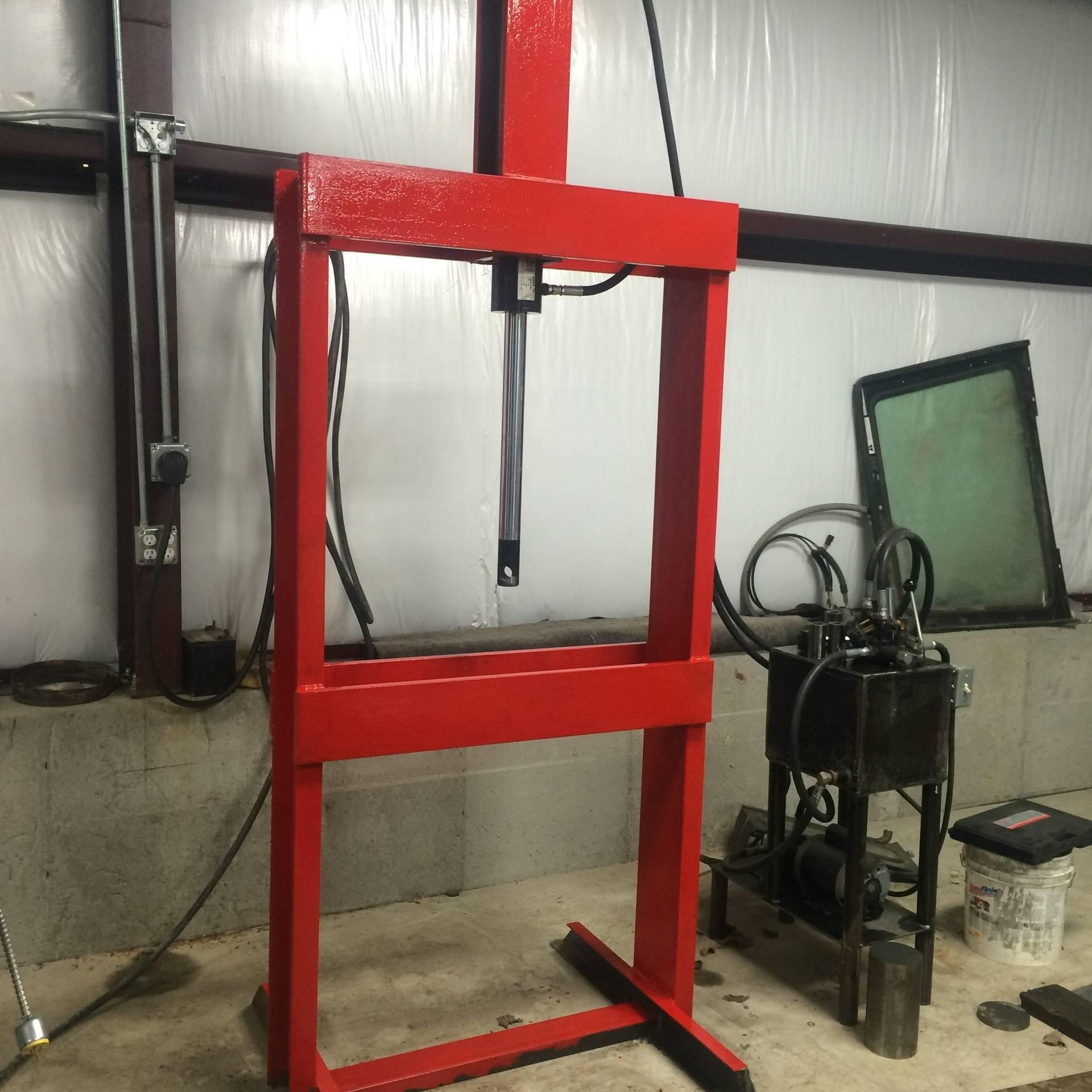20 ton Hydraulic Press for Broaching