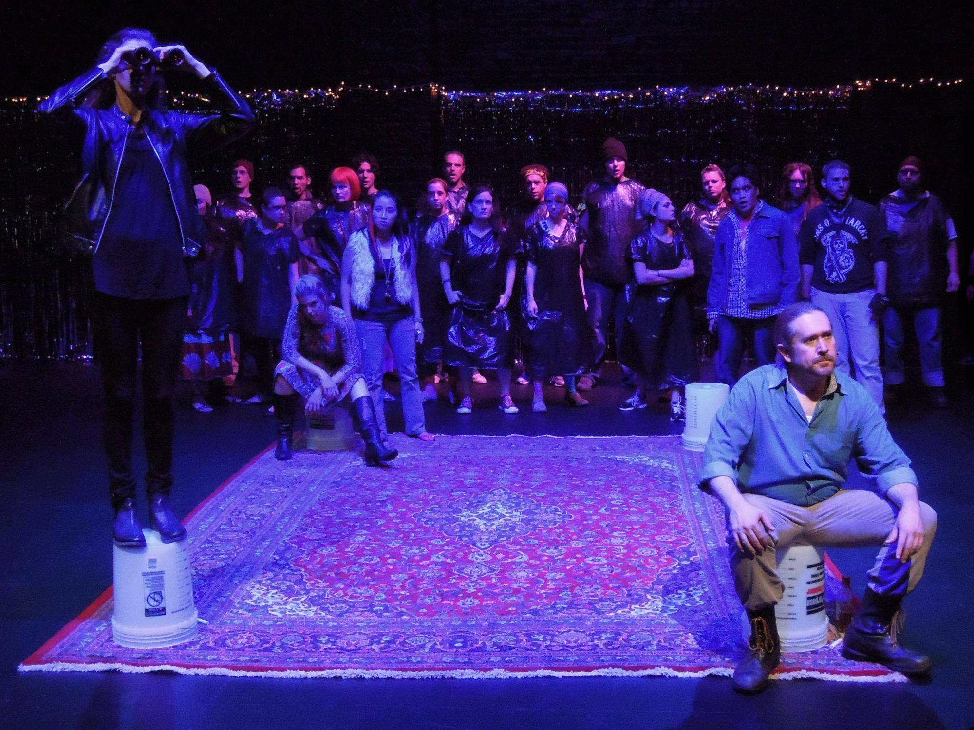 Don Jose in Carmen, Act 3