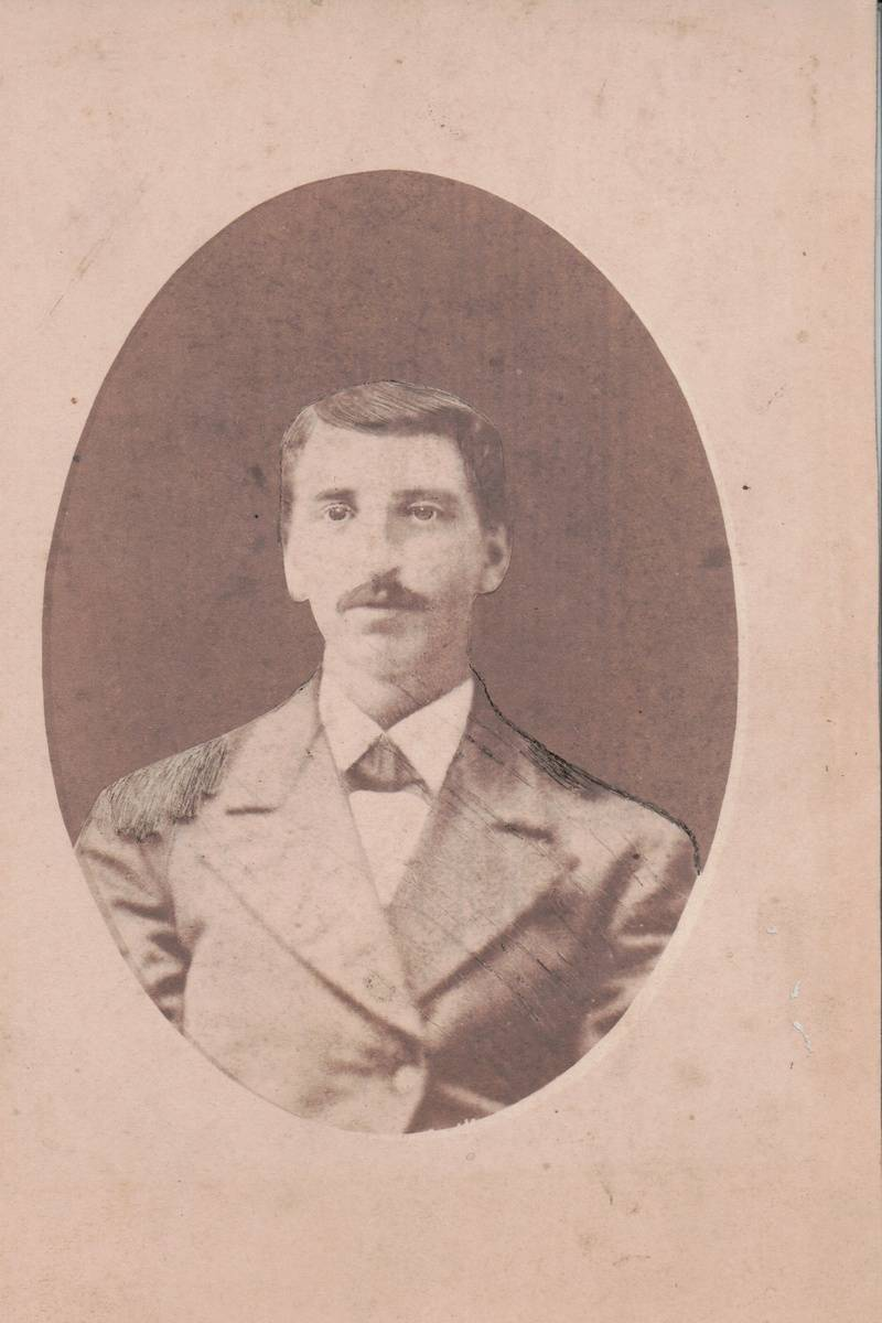 "Henry ""Harry"" Shingler (1862-1883)"