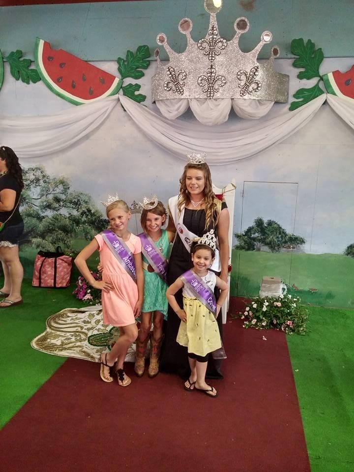2015 Ms. Watermelon Thump