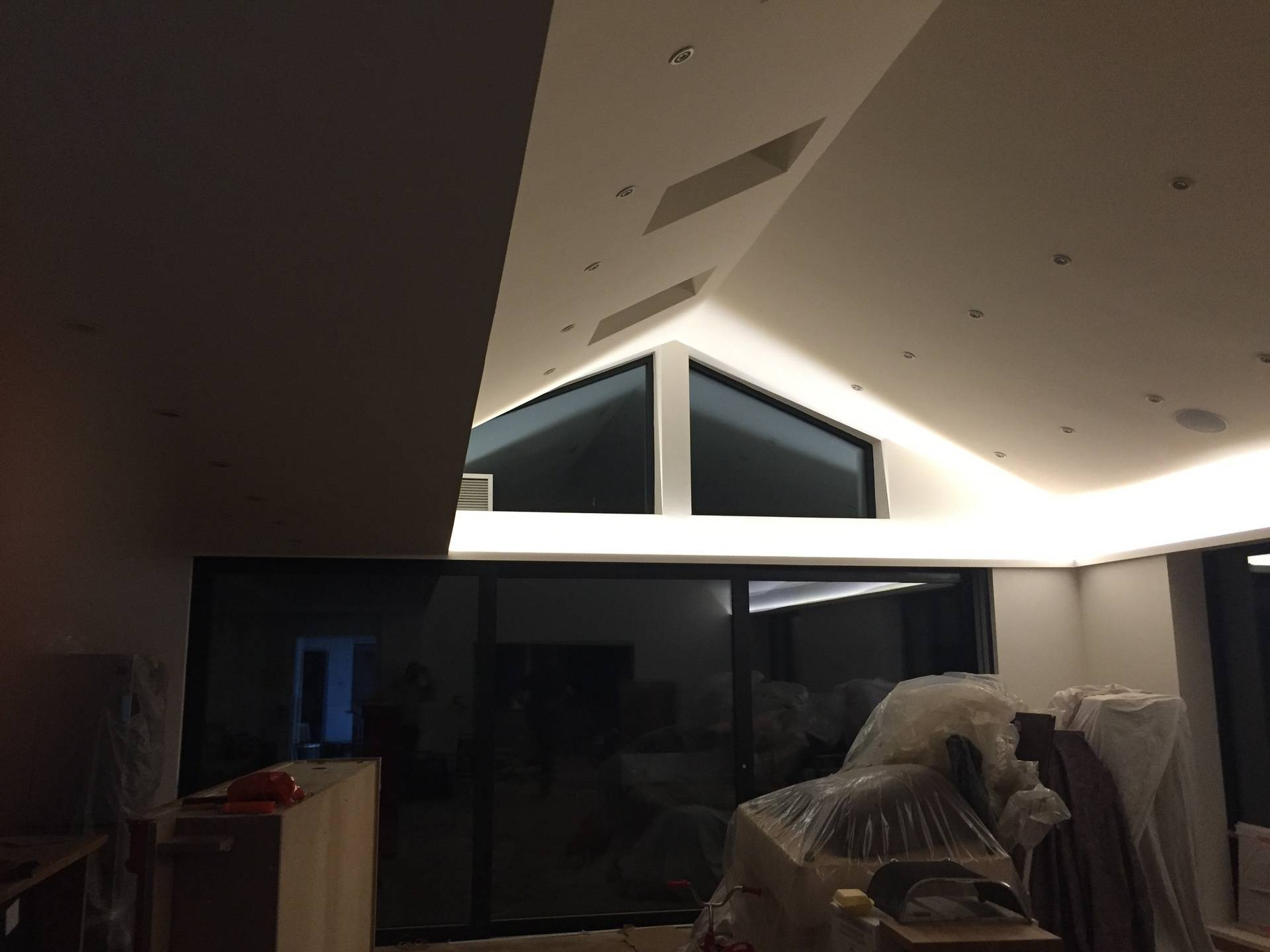 LED Plinth lights