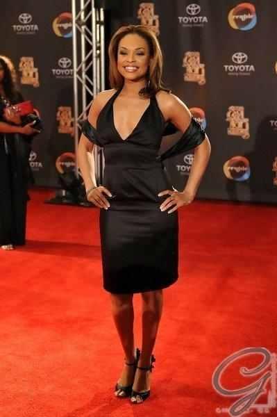 Demetria McKinney At The 2009 Soul Train Awards